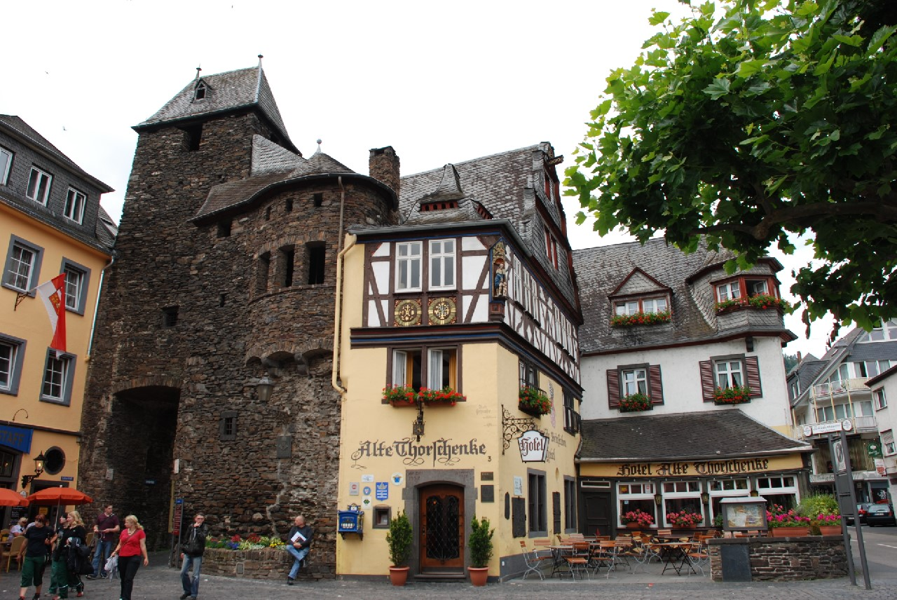 Alte Thorschencke Cochem